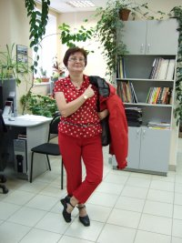 Вера Лаврова