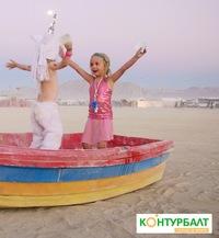 Детский День на регате «Паруса Белых Ночей 2014»