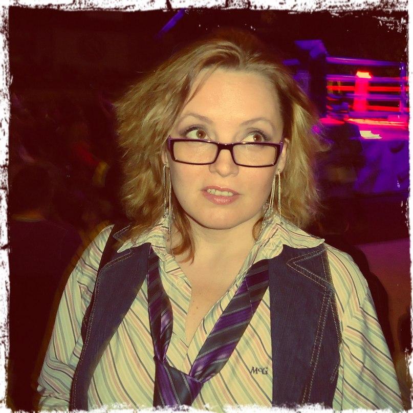 Ванесска в очках