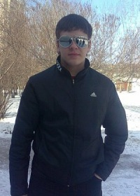 Сергей Мендин, 9 февраля 1992, Красноярск, id116952003