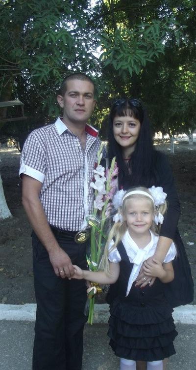 Анна Вареник, 2 ноября , Красноперекопск, id137101490