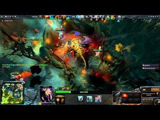 G1 League Qualifier: Roshan fight versus EG