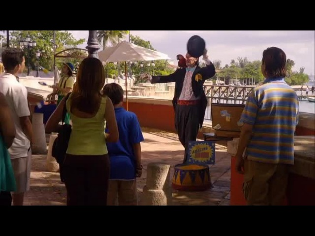 Волшебники из Уэйверли / Wizards of Waverly Place: The Movie (2009) DVDRip