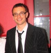 Давид Cacheux, 13 июня , Санкт-Петербург, id48519644