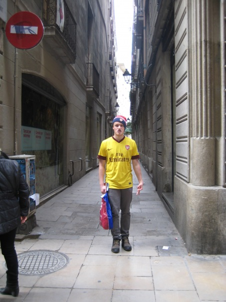 Выезд в Барселону - впечатления