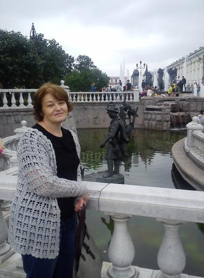 Марина Сергина, 14 марта 1963, Минск, id7376384