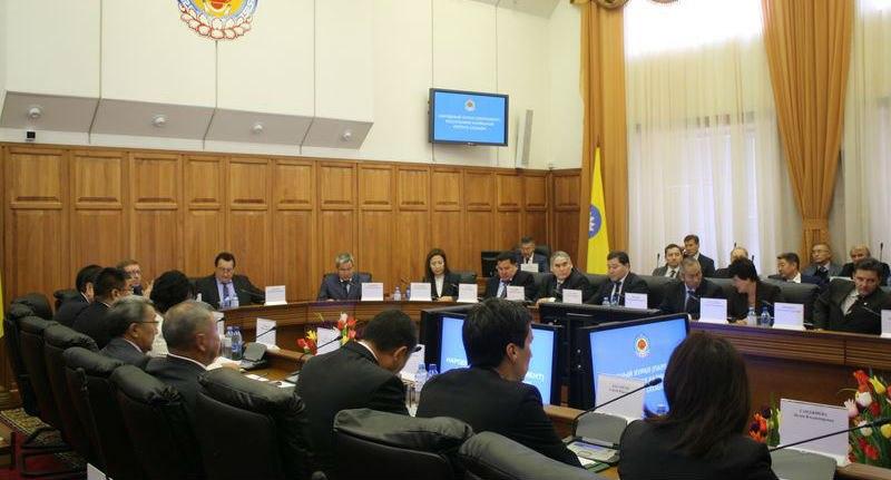 Список депутатов Народного Хурала (Парламента) Республики Калмыкия V созыва