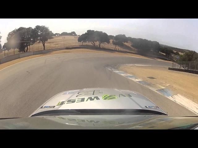 Www.bmw-55.ru EV West M3 at ReFuel SportElectric TT - 1st Place Conversion Class - Electric Car Race Laguna Seca