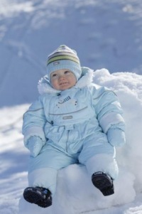 лыжный комбинезон крафт белый