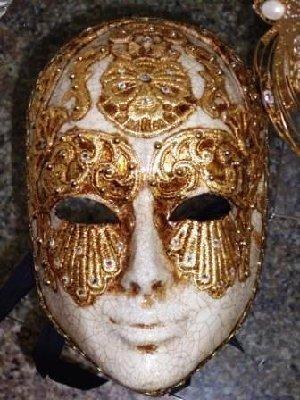 Венецианские маски X_0c62107c