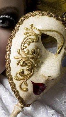 Венецианские маски X_315ea002