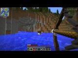 [ч.14] Minecraft Ligz Gloy Hunger games - Давай трейдится :D