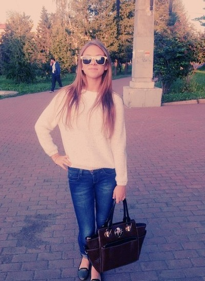 Кристина Кудряшова, 18 августа 1996, Вязники, id208908100