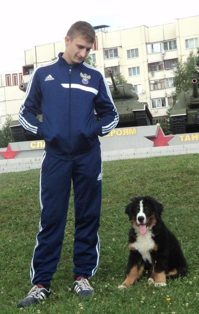 Никита Кольцов