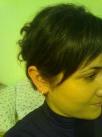 Кристина Тимош, 7 января 1989, Москва, id109998005