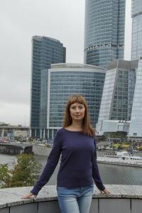 Ольга Колосова, 14 октября , Москва, id1641118