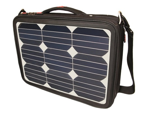 The Generator by. is the first solar bag powerful enough to charge a.