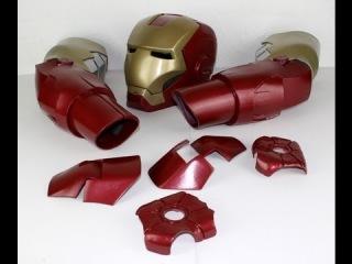 XRobots - Iron Man Suit Hand Armour Part 6, for my life sized costume suit