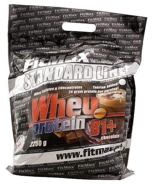Whey Protein 81+.  Производитель: Fit Max Артикул: 1586.
