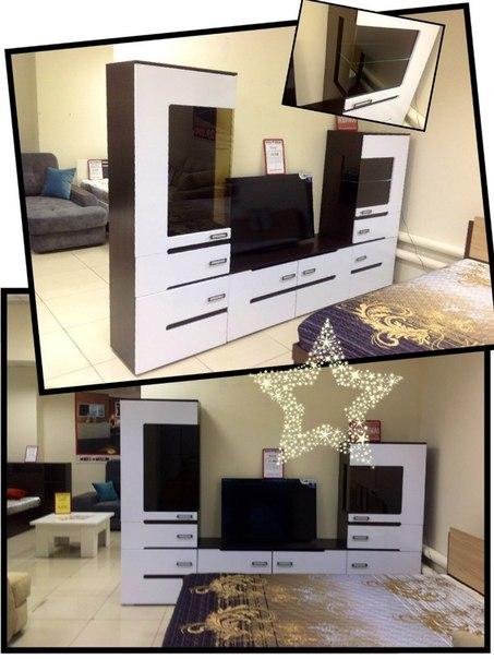 стенка вегас фото много мебели