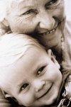 Я люблю свою бабушку!)))