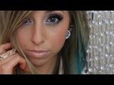 ♡ My Everyday Eye Makeup Routine (lavender eye liner) ♡