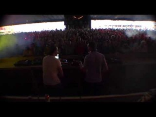 Way Out West playing Spaceman - Live at Glastonbury 2008