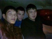 Азамат Молбаев, Атырау