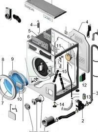 Ремонт стиральных машин вертикальных whirlpool своими руками ремонт стиральных машин бош Строительный проезд
