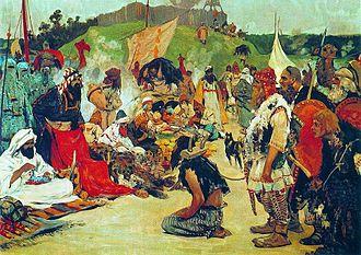 Рабовладельческий рынок| | Кровавая Ложь|Ролевая слеш-игра | ВКонтакте
