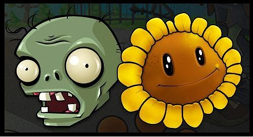 Plants vs zombies растения против зомби