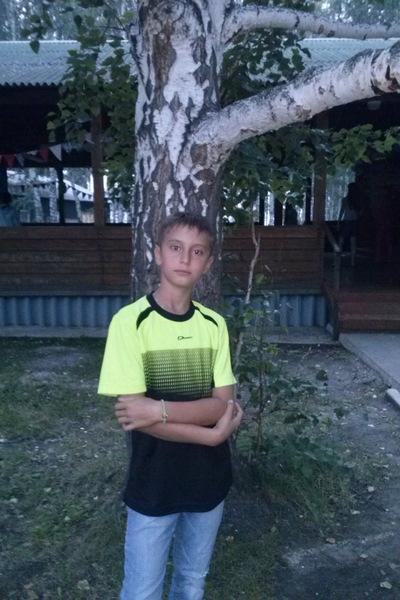 Саня Дмитриев, 9 октября 1999, Красноярск, id141787235