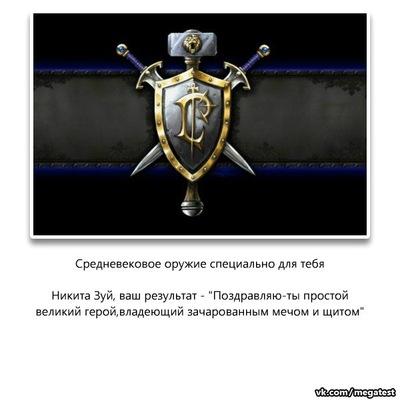 Никита Зуй, 31 августа , Барановичи, id188495241