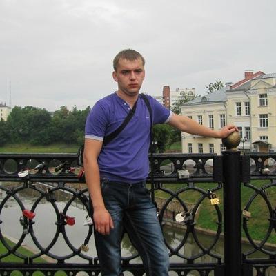 Андрей Илющеня, 7 ноября 1988, Бобруйск, id217761380