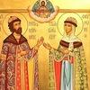 Храм благоверных князей Петра и Февронии