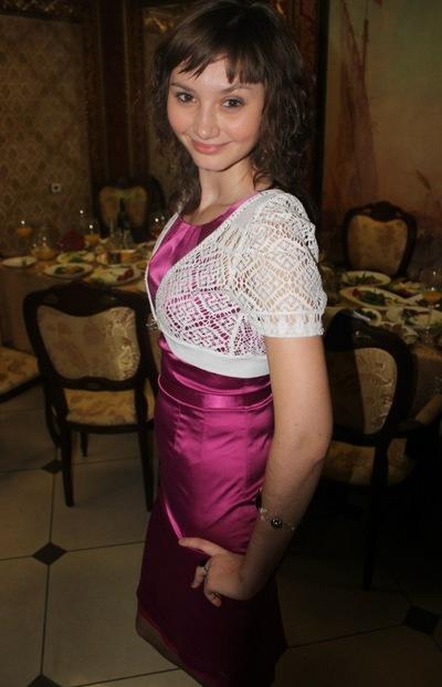 Ольга Голунова, 16 июня 1990, Оренбург, id4901920