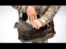 Bed Stu Hawkeye Oil Slick Messenger Bag - Product Tour