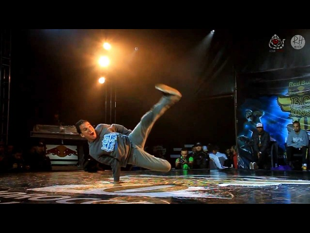 Yoriyas vs Wolf - FINAL BATTEL - RedBull BC One Morocco 2013 | RH MOVIE Loud Vision