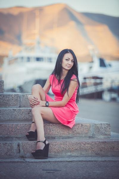 Эличка Усманова, 29 августа , Новороссийск, id24606003