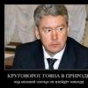 Москва против Собянина