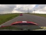 В погоне за Renault Clio Sport. РС Паркинг. 1 попытка. 2013-06-09