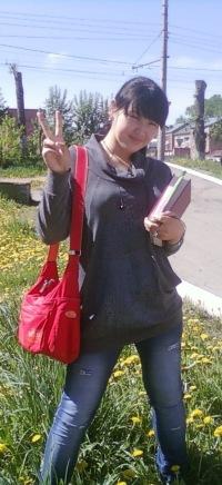 Алена Ооржак, 28 июля 1991, Красноярск, id127927560