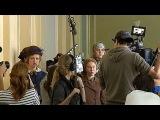 В Петербурге приступили к съемкам уникального фильма о женском батальоне смерти - Первый канал