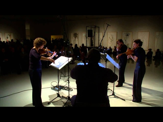Horatiu Radulescu - String Quartet no.5 'before the universe was born'