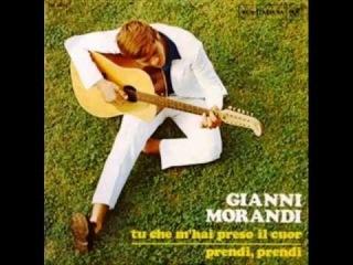 Gianni Morandi - Tu che m'hai preso il cuor (1968)