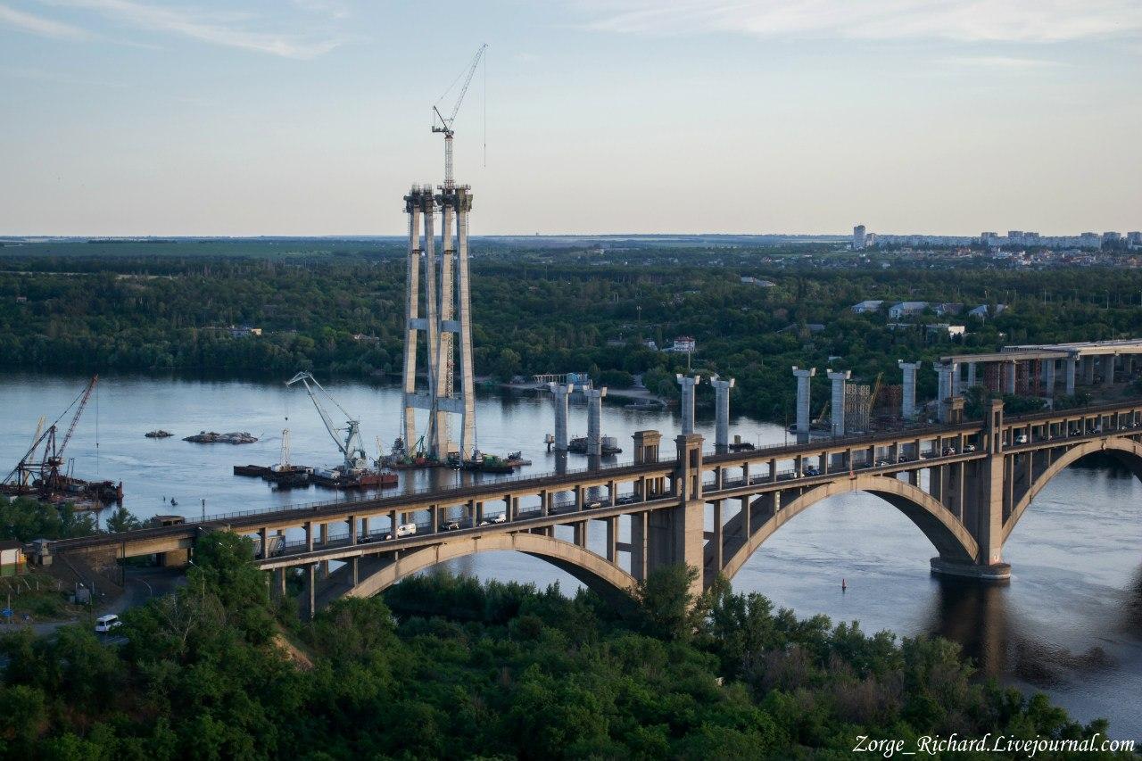 В окрестностях Северска восстановили мост, уничтоженный боевиками, - Жебривский - Цензор.НЕТ 9307