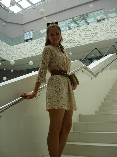 Настёна Иноземцева, 6 августа 1997, Москва, id39342246
