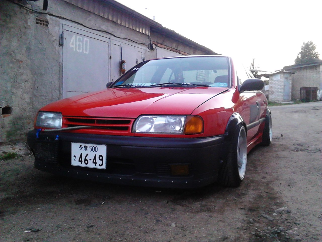 «Тюнинг Nissan Primera» коллекция пользователя anastasiafm 28