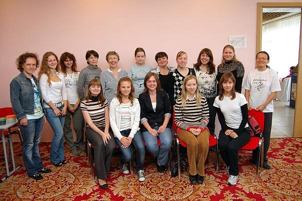 участницы женского чемпионата