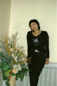 Мадина Садынова, 14 октября 1993, Оренбург, id80809350